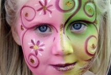 Face Painting Ideas / by Barbara Burns