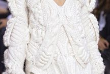knit & crochet / Neddle ages