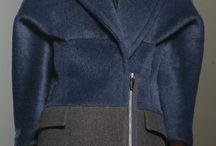 Cold days / Coat/ jacket / by Silvia Rodriguez Santos