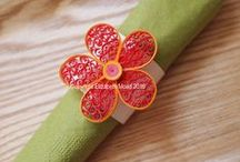 Paper Quilling / All pins to do with the historic craft of Paper Quilling