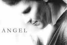 """Fangirl: Angel/BTVS / """"You can always tell when he's happy. His scowl? Slightly less scowly."""""""