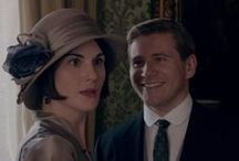 Fangirl: Downton Abbey / Stupid, addictive, British soap drama that I simply cannot get enough of...