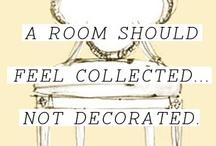 Decor: Tips & Secrets from Designers / Shhhhh ... It's a Secret ...