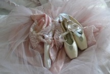 Ballet  Art/Costumes & Shoes / by Leah Dawson