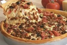 Delicious: Pizza / Ultra-Thin Flatbread to Deep Dish ...