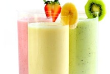 Smoothies, Juices, and Healthy Drinks / by Ashley Greiner