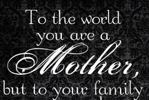 Holidays ~ Mother's Day