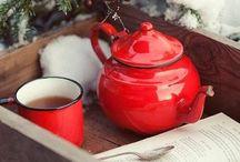 tea time / by Silvia Rodriguez Santos