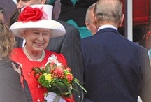 Queen Elizabeth II & the UK & all things Royal / With 1/8 British ancestry, I enjoy news about the Royal Family and all things UK.