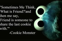 Cookie Monsters / Every cookie recipe known to man....well, almost! / by Joan Siler