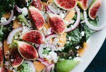food / salad