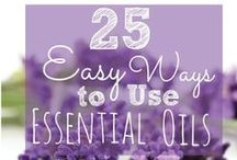 Essential Oils / I like them. I use them. / by Holly (2 Kids and Tired)