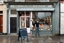 Dublin's Unique Shopfronts