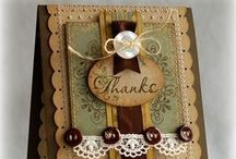 Cards & Tags / by Phyllis DeWald