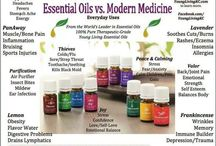 Essential Oils / by Tammy Johnson