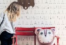 KDD Design Eye - Kid's Bedroom Inspiration / Creating a fun and comforting space for your child!