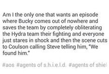 Fangirl: Agents of Shield / Welcome to Level 7