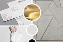 moodboards & trends / mood board, trend, inspiration, tendance, planche, forecast, ⓔⓣⓒ