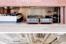 ❤️ DESIGN - Bar + Lounge / Cool bars
