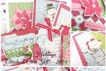 Christmas Inspiration / Christmas Crafts, DIY, Gift Wrapping, Products and Supplies, Cards and Gift Tags, Decor Ideas