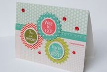 Card Ideas / by Angie Wilson