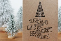 Merry and Bright / Happy Holiday Goodness.