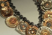 Mixed Media Jewelry & Small 3D Art / by Kathy Christian
