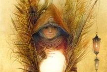 Childhood Books & Illustration / by Kathy Christian
