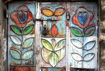 Doorways and Windows / by Kathy Christian