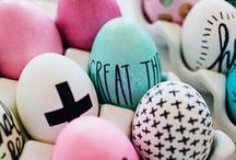 Easter Craft and Food Ideas