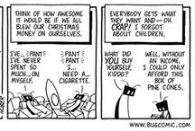 Webcomics that I love