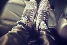 Celebrity Sneakers / Celebrities wearing sneakers / by SneakerFiles.com