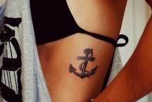 tatoos and piercings  / by Taylor Stevens