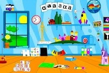 School/Education---Children's Websites / by Yvonne Cruz