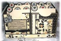Crafts - Cartonnage / Cartonnage - Box Making