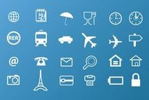 Icons / by ismail karacan