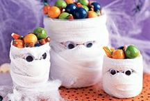 More cute then creepy / Cute Halloween crafts / by Kristen Swain
