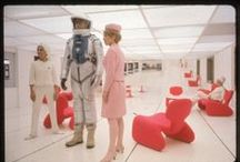 2001: A Space Obsession / A tribute to Stanley Kubrick & Arthur C. Clark / by Alan Cichela