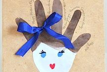 Kid crafts / by Shelby Hensch