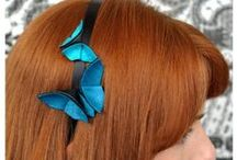Crafts - Hair stuff