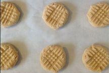 cookies, bars and treats.