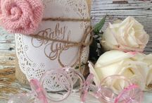 Shabby Baby Shower Ideas / Baby shower ideas for a Shabby Chic, Rustic, Boho baby. / by Dena Danielle