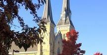Cathedral of St. Andrew, Grand Rapids, MI / Since 2008, Paulist Fathers have served at the Cathedral of St. Andrew in Grand Rapids, MI.  Paulist Fr. John Geaney currently serves as its rector.  Since 1947, Paulist Fathers have staffed the Catholic Information Center in Grand Rapids.