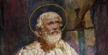 Saint Paul / St. Paul is the patron saint and inspiration of the Paulist Fathers!