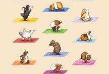 Yoga / My favourite yoga video's