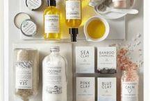 Natural Cosmetics / Natural makeup and skin care we love