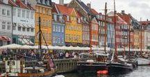 Reistips Denemarken: Kopenhagen / Pins over Kopenhagen van zowel mijn eigen blog (www.claudeke.com) als anderen.
