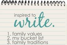 Blogging / by Kristin Rose