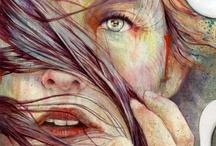 art / by Kristin Rose