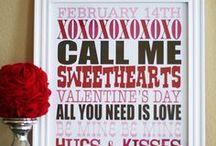 Valentines Love / by Angela Erikson